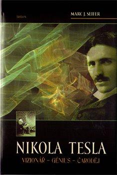 Obálka titulu Nikola Tesla