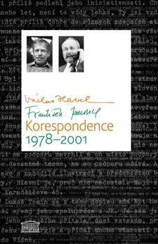 Obálka titulu Václav Havel – František Janouch: Korespondence 1978–2001