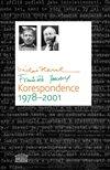 Obálka knihy Václav Havel – František Janouch: Korespondence 1978–2001