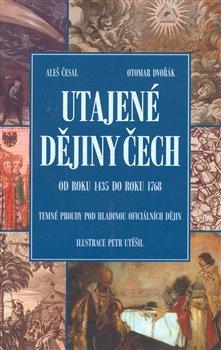 Obálka titulu Utajené dějiny Čech 2.
