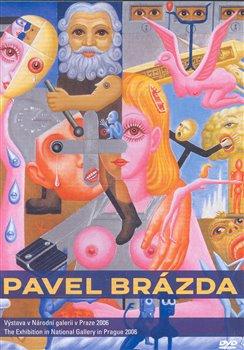 Obálka titulu Pavel Brázda
