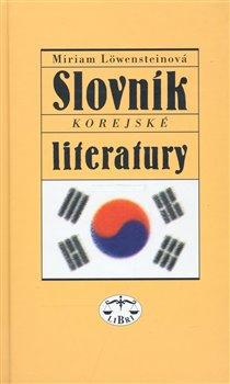 Obálka titulu Slovník korejské literatury
