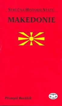 Obálka titulu Makedonie - stručná historie států