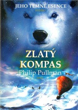 Obálka titulu Zlatý kompas (verze s obálkou pro děti)