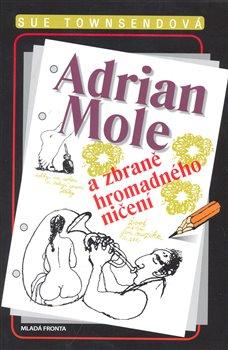 Obálka titulu Adrian Mole a zbraně hromadného ničení