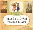 Velké putování Vlase a Brady - obálka