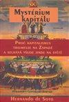Obálka knihy Mystérium kapitálu