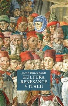 Obálka titulu Kultura renesance v Itálii