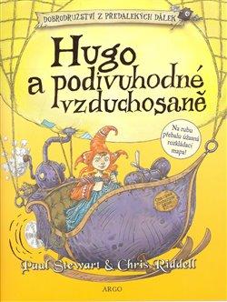 Obálka titulu Hugo a podivuhodné vzduchosaně