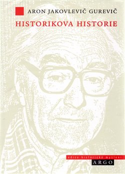Obálka titulu Historikova historie