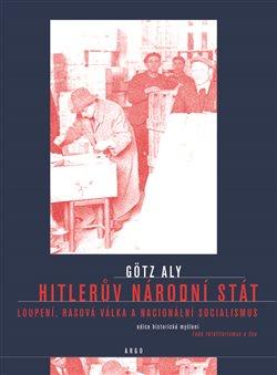 Obálka titulu Hitlerův národní stát