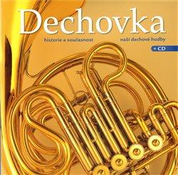 Obálka titulu Dechovka + CD
