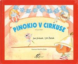 Obálka titulu Pinokio v cirkuse