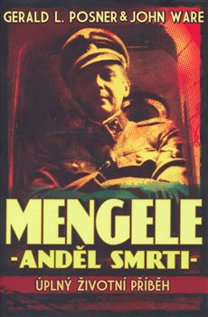 Obálka titulu Mengele: Anděl smrti