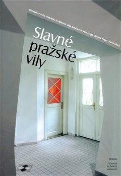 Obálka titulu Slavné pražské vily