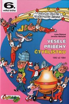 Obálka titulu Veselé příběhy Čtyřlístku