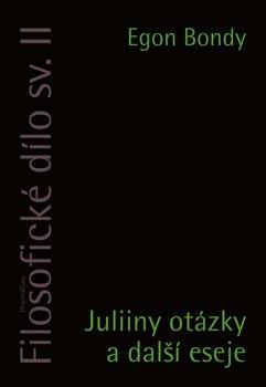 Obálka titulu Filosofické dílo sv. II.