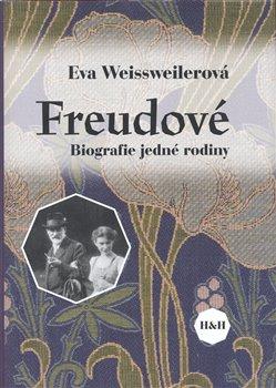 Obálka titulu Freudové