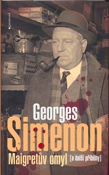 Obálka titulu Maigretův omyl