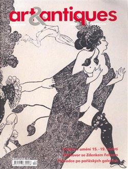 Obálka titulu Art & Antiques 7-8/2007