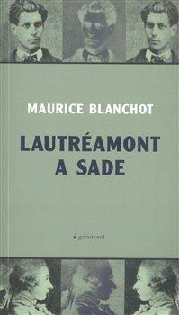 Obálka titulu Lautréamont a Sade