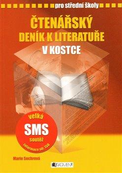 Obálka titulu Čtenářský deník k literatuře  v kostce pro SŠ