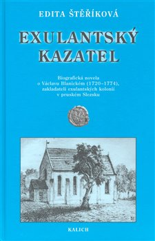 Obálka titulu Exulantský kazatel