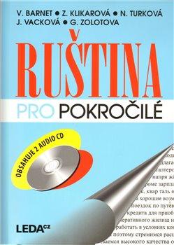 Obálka titulu Ruština pro pokročilé + 2 CD