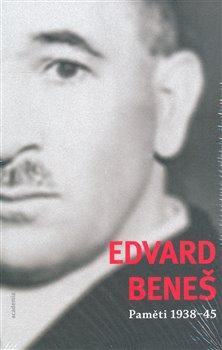 Obálka titulu Edvard Beneš: Paměti 1938-45