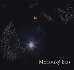 Obálka titulu Moravský kras