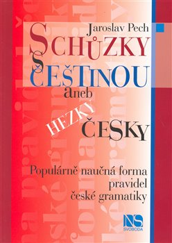 Obálka titulu Schůzky s češtinou