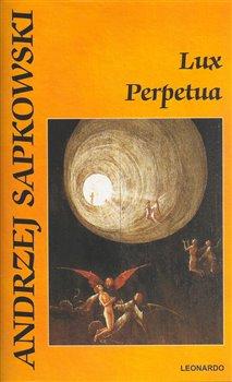 Obálka titulu Lux perpetua