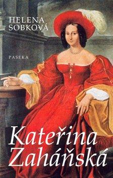 Obálka titulu Kateřina Zaháňská