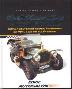 Obálka titulu Encyklopedie automobilů