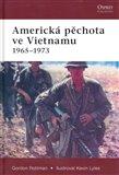 Obálka knihy Americká pěchota ve Vietnamu 1965-1973