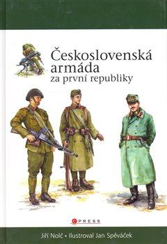 Obálka titulu Československá armáda za první republiky