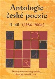 Antologie české poezie II. díl (1986–2006)