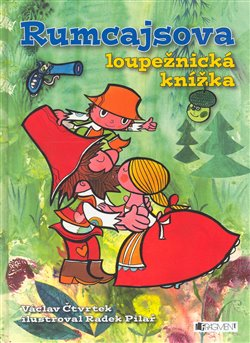 Obálka titulu Rumcajsova loupežnická knížka