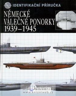 Obálka titulu Německé válečné ponorky 1939-1945