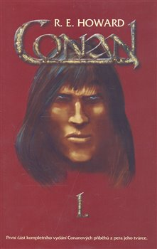 Obálka titulu Conan I. díl