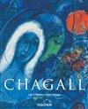 Obálka knihy Chagall