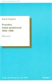 Proměny České společnosti 1948–1960.