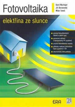 Obálka titulu Fotovoltaika. Elektřina ze slunce