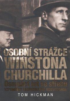 Obálka titulu Osobní strážce Winstona Churchilla