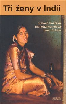 Obálka titulu Tři ženy v Indii
