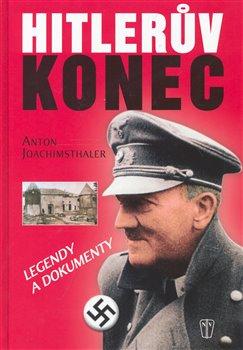 Obálka titulu Hitlerův konec