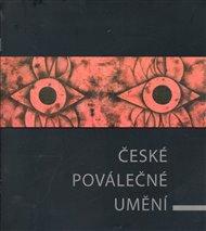 České poválečné umění