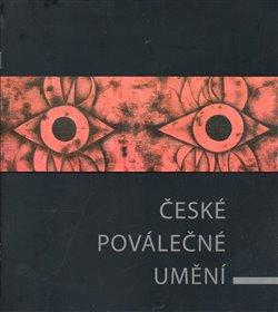 Obálka titulu České poválečné umění