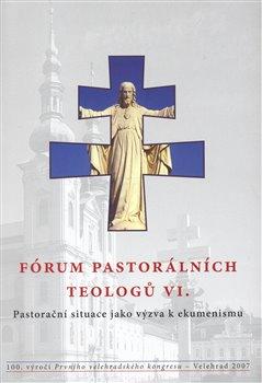 Obálka titulu Fórum pastorálních teologů VI.