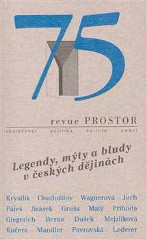 Obálka titulu Revue Prostor 75